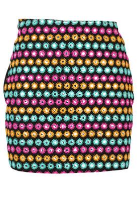 Fusta Bershka Lisa Colors