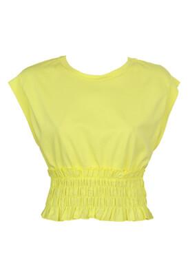 Tricou ZRA Bess Yellow