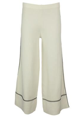 Pantaloni ZARA Abbie White