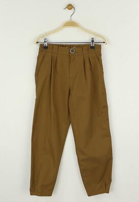 Pantaloni ZRA Vera Brown