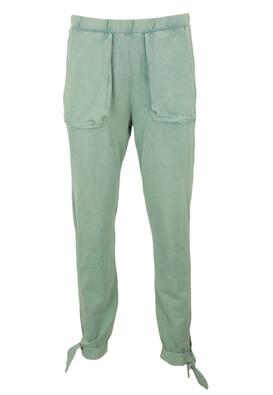 Pantaloni ZARA Brenda Light Green
