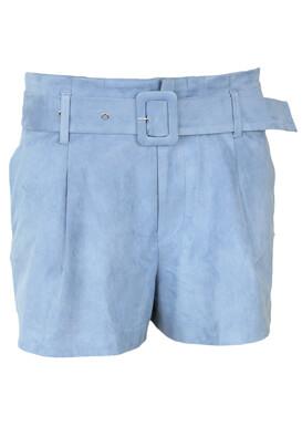 Pantaloni scurti ZARA Yasmin Light Blue
