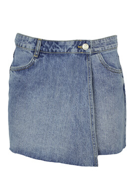 Pantaloni scurti ZARA Vanessa Blue