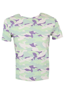 Tricou BSK Gina Colors