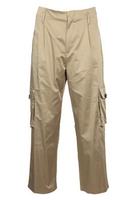 Pantaloni ZARA Belinda Light Beige