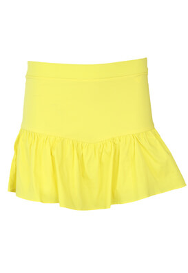 Pantaloni scurti ZRA Roxanne Yellow