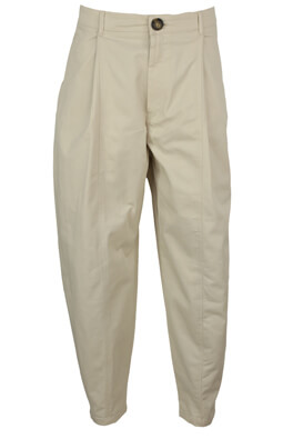 Pantaloni ZARA Amy Light Beige
