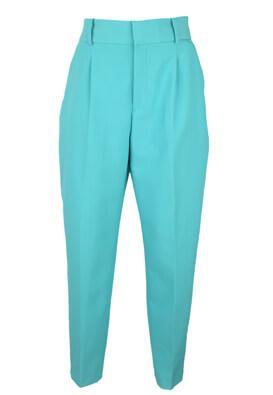 Pantaloni ZARA Jane Light Green