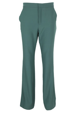 Pantaloni ZRA Shannon Green