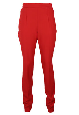Pantaloni ZARA Kristen Red