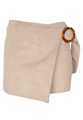 Pantaloni scurti ZARA Angela Light Pink