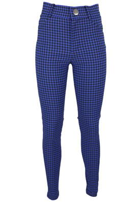 Pantaloni ZARA Donna Blue