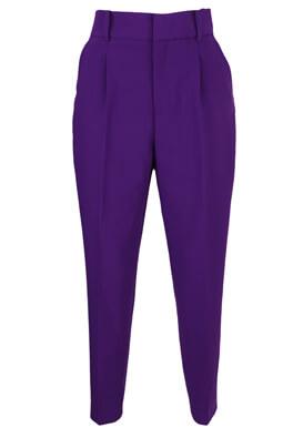 Pantaloni ZARA Hanna Purple