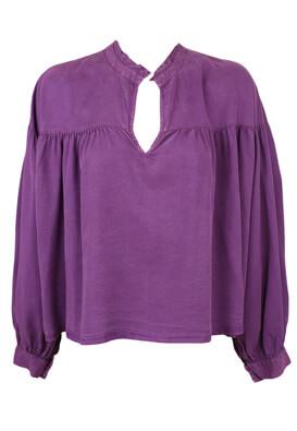 Bluza ZRA Jane Dark Purple
