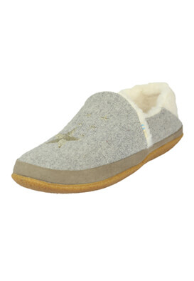 Papuci de casa TOMS Gabriella Light Grey