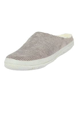 Papuci de casa TOMS Jill Light Grey