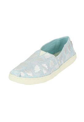 Tenisi TOMS Jane Light Blue