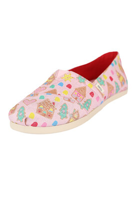 Tenisi TOMS Meghan Light Pink