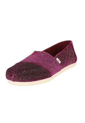 Tenisi TOMS Nastasia Dark Purple
