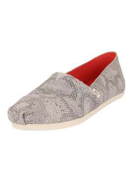 Tenisi TOMS Fiona Light Grey