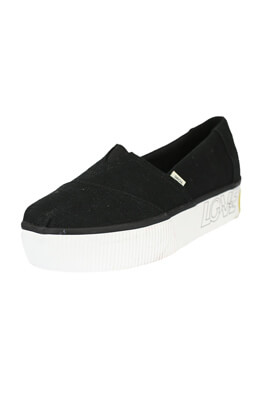 Tenisi TOMS Hailey Black