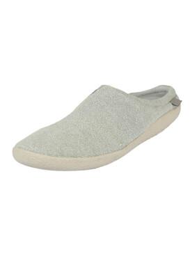 Papuci de casa TOMS Isaac Light Grey