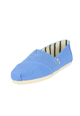 Tenisi TOMS Hailey Light Blue