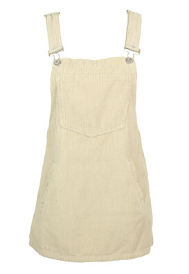 Sarafan Pull and Bear Patricia Light Beige