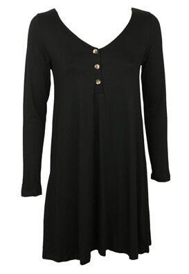 Rochie Pull and Bear Elle Black