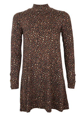 Rochie Pull and Bear Diana Brown