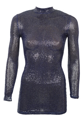 Rochie Pull and Bear Lexis Dark Blue