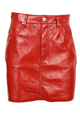 Fusta Pull and Bear Alicia Red
