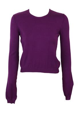Bluza Pull and Bear Kinga Purple