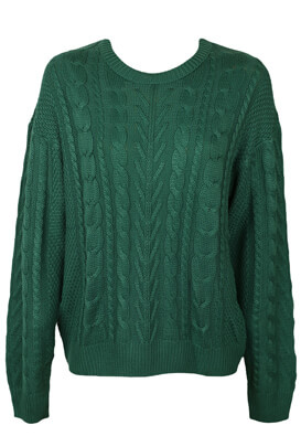 Pulover Pull and Bear Rita Green