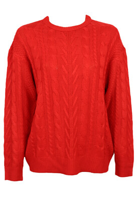 Pulover Pull and Bear Farah Red
