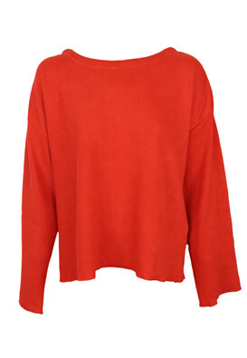 Pulover Pull and Bear Wendy Red