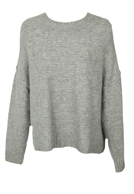 Pulover Pull and Bear Yvonne Grey