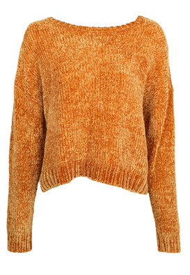 Pulover Pull and Bear Ivy Orange