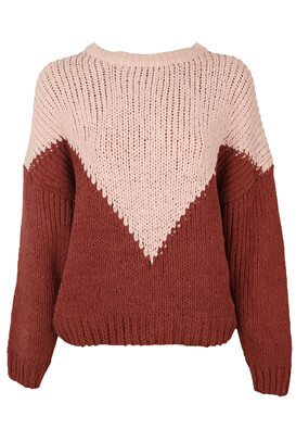 Pulover Pull and Bear Doreen Pink