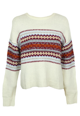 Pulover Pull and Bear Jane White