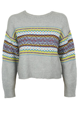 Pulover Pull and Bear Lilly Grey