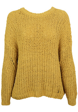 Pulover Pull and Bear Elisa Dark Yellow