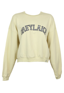 Bluza Pull and Bear Keira Light Beige