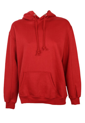 Hanorac Pull and Bear Erika Red