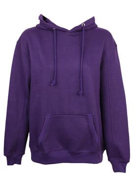 Hanorac Pull and Bear Dalida Purple