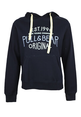 Hanorac Pull and Bear Wendy Dark Blue