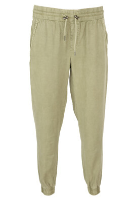 Pantaloni ZARA Sabrina Light Green