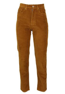 Pantaloni Pull and Bear Emma Brown