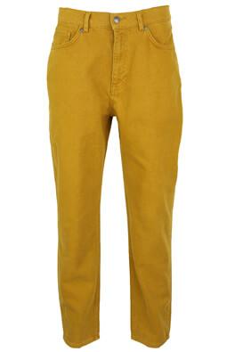 Blugi Pull and Bear Roberta Dark Yellow