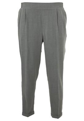 Pantaloni Pull and Bear Olivia Grey